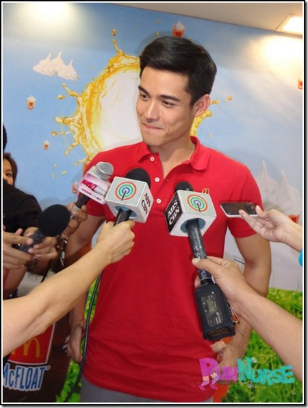 McFloat Summer Medley press launch with Xian Lim113